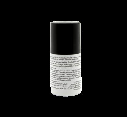Deodorant Label image