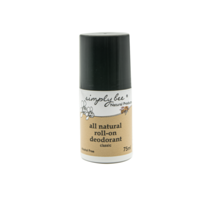 Natural Roll-on Deodorant