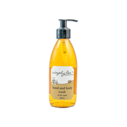Simply Bee Hand & Body Wash
