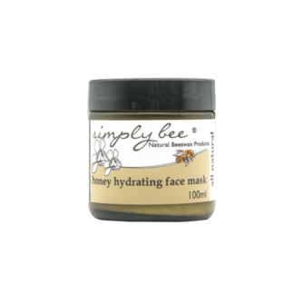 Honey Hydrating Face mask image