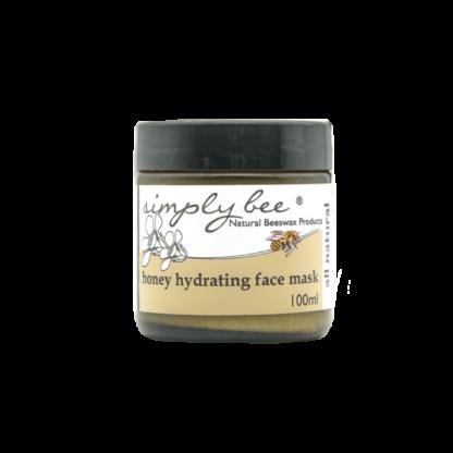 Honey Hydrating Face mask image