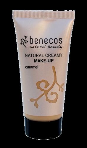 Natural Creamy Makeup