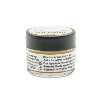 Simply Bee Lip Balm - Pot 10 ml 1