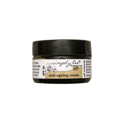 Face anti-ageing cream image