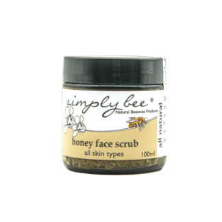 Honey Face scrub image