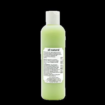 Simply Bee Honey & Rosemary Shampoo 250ml 2