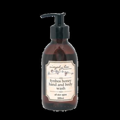 Honey Hand & Body Wash image