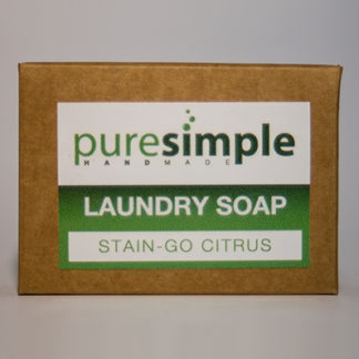 Pure Simple Laundry Soap