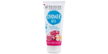 benecos shower gel pomegranate