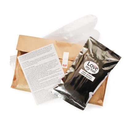 herbal brown package image