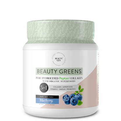 Beauty Greens collagen image