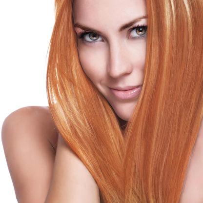 love my hair light auburn image