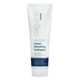 Herbal Refreshing Natural toothpaste image