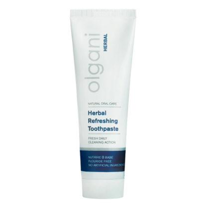 Herbal Refreshing Natural toothpaste image