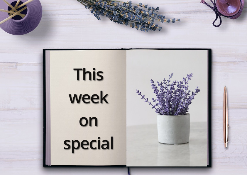 This week on special image