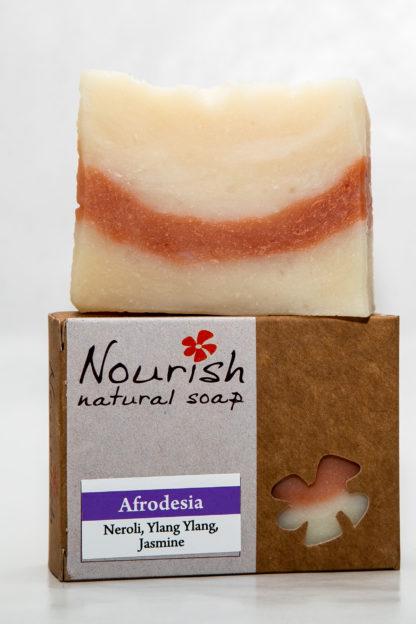 Nourish Natural Soap - Afrodesia image
