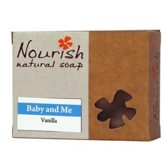 Nourish Natural Soap - Baby and Me