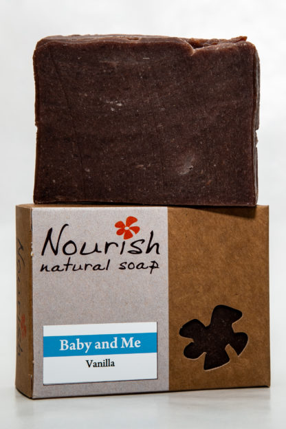 Nourish Natural Soap - Baby and Me 1