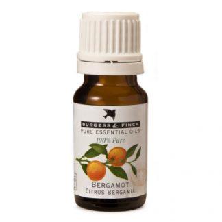 Burgess & Finch Bergamot essential oil image
