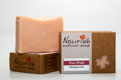 Nourish Natural Soap - Face Wash 1