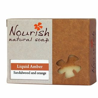Nourish NaturalSoap - Liquid Amber