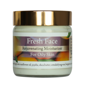 Fresh face rejuvenating moisturizer