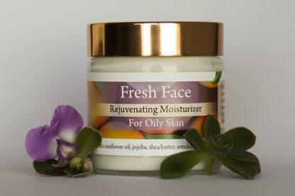 Fresh face rejuvenating moisturizer