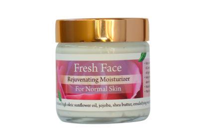 Fresh Face - Rejuvenating Moisturizer