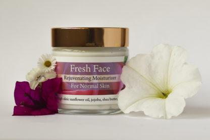 Fresh Face - rejuvenating moisturizer (normal skin)