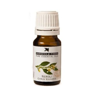 Burgess and finch neroli essential oil