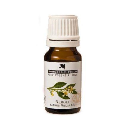 Burgess and finch neroli essential oil
