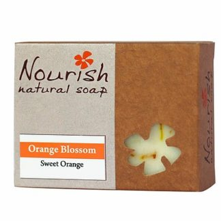 Nourish soap - orange blossom
