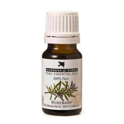 Burgess and Finch Rosemary essential oil