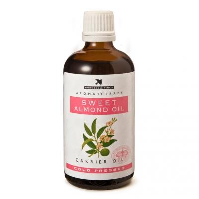 Burgess & Finch sweet almond oil image