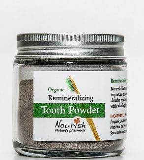 Remineralizing Tooth powder