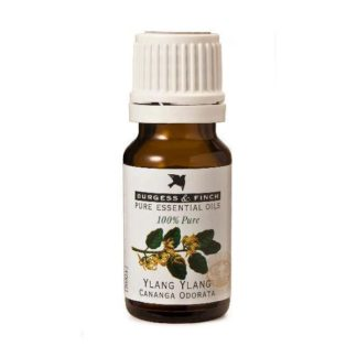 Burgess and Finch ylang ylang essential oil