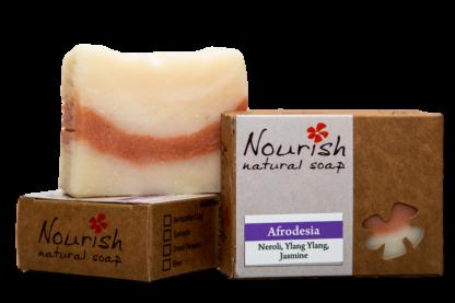 Nourish Natural Soap - Afrodesia 1