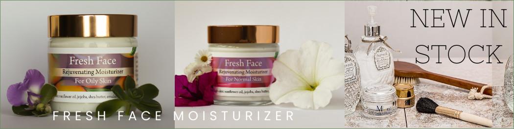 banner fresh face moisturizer
