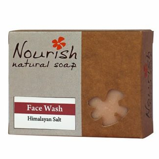 Nourish natural soap - face wash