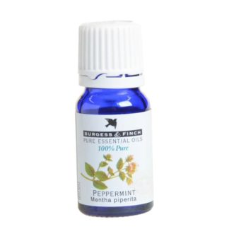 Burgess and finch peppermint essential oil