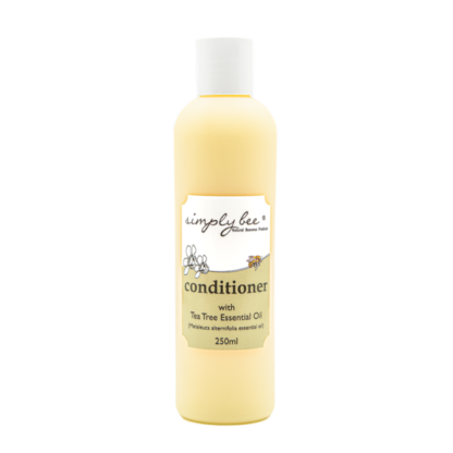 simply bee tea tree conditioner
