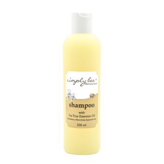 Simply Bee Tea Tree Shampoo