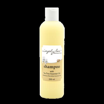 Simply Bee Tea Tree Shampoo