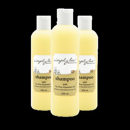 Simply Bee Tea Tree Shampoo - 300ml 1