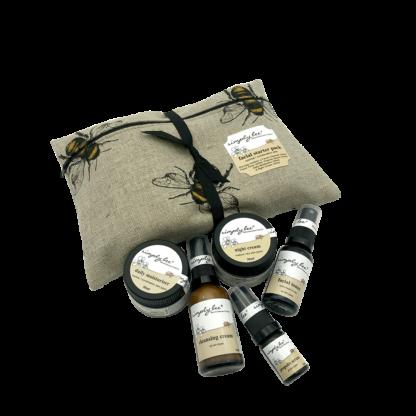 simply bee normal/combination facial starter kit