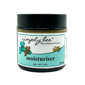 simply bee teen skin care moisturiser