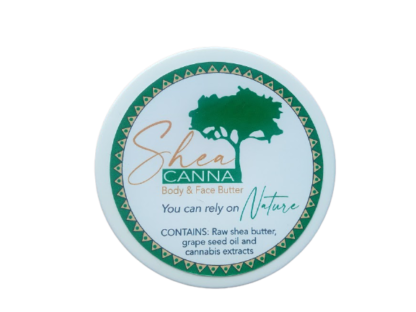 shea canna body and face butter