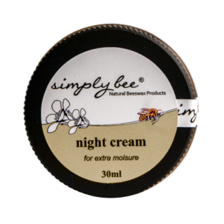 simply bee night cream 30ml