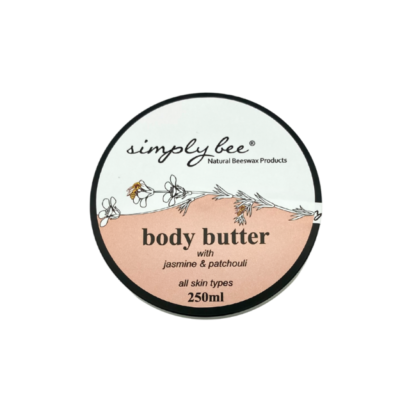 Simply Bee Body butter jasmine and patchouli top