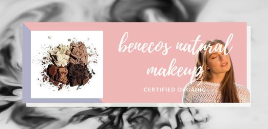 only natural banner benecos makeup
